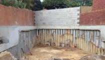 Capping Beam